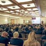 Four Seasons Milano corporate meeting.