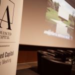 Advanced Capital investor meeting. Milano