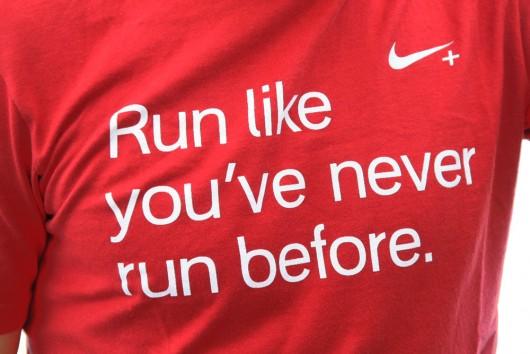 Nike Event running
