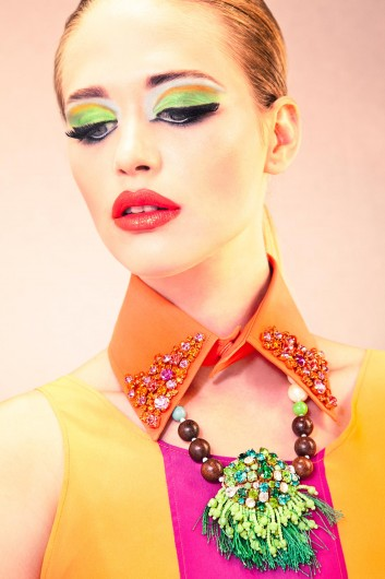 Cosmoprof commercial make up. Macro