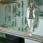 Incognito fashion shooting. Germany