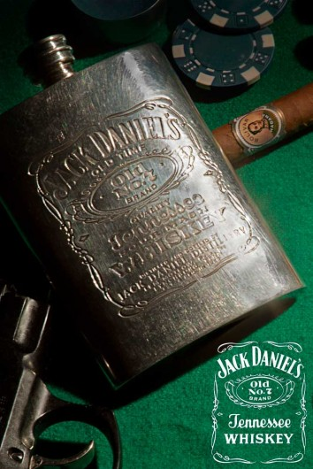 Jack Daniels. Editorial still life shooting.