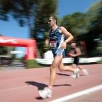 Nike running Italia. Caracalla, Roma.