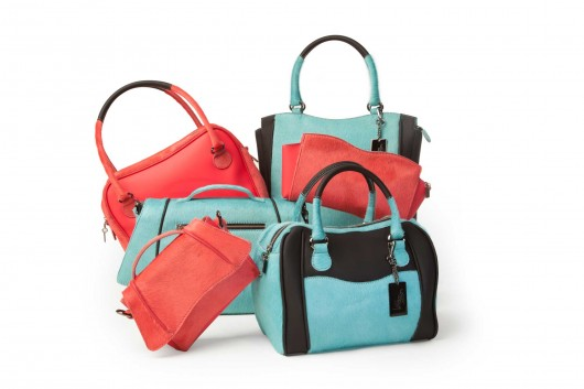 Led by Sara Giunti. Bags Product still life.